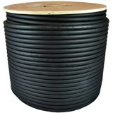 Black Battery Cable, 6 Ga ( 500 ft roll)