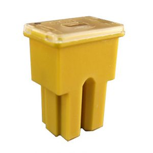 60 amp PAL Cartridge style fuse (  Yellow)