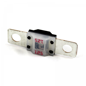 125  amp Clear MIDI High Amp (Time Delay)Fuses