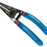 Klein wire stipper – cutter 26-14 ga  ( solid- stranded)