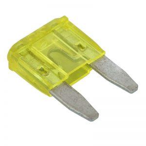20 amp MINI blade fuse ( yellow)