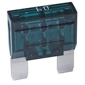 60 Amp MAXI blade fuse ( Black)