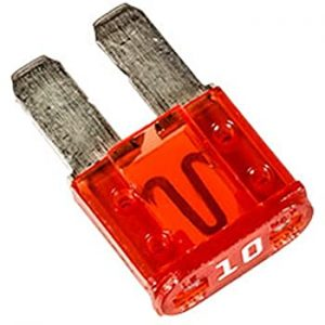 10 Amp Micro-2 style blade fuse (Red)