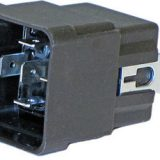 12 volt – , 30-40 amp relay , 5 prong with shroud
