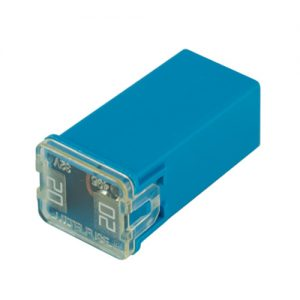 20 amp  JCASE Cartridge Standard Fuse ( Blue)
