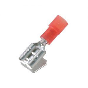 Nylon Insulated Piggyback, .250″, 22-18 Ga