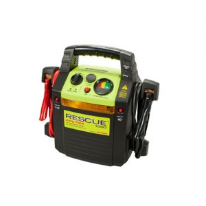Battery Booster Rescue(TM) Pack 1060 with Inverter & Compressor