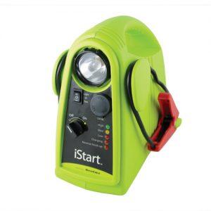 Battery Booster Pack, iStart (TM), 12VDC