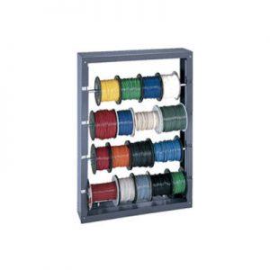 Wire rack – 4 rod wire spool rack – 368-95