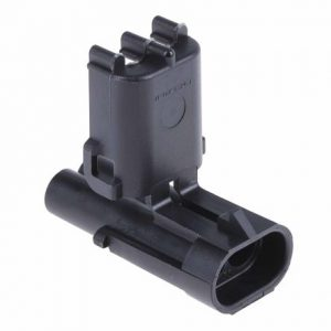 Weatherpack housing connectors- 2 way- recepticle shroud –  12010973