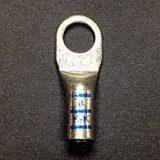 6 gauge , 1/4″ stud heavy duty power lugs- blue