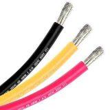 1/0 gauge marine tinned cable -black-100 ft
