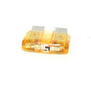 5 Amp ATC/ATO LED Smart Glow Fuse ( Tan)