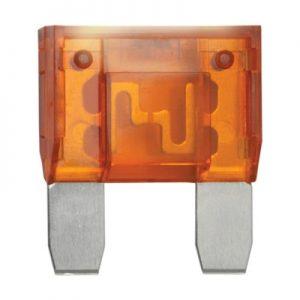 40 Amp MAXI FUSE LED Smart Glow Fuse ( Orange )
