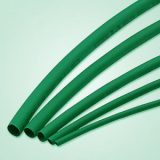 3/16″ heat shrink-polyofelin with adhesive-3:1- 12″ length- green