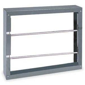 Wire Rack- 2 rod wire spool rack- 384-95