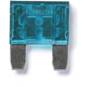 60 Amp MAXI FUSE LED Smart Glow Fuse ( Blue)
